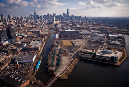 Another Big Win For Chicago's Technology Sector