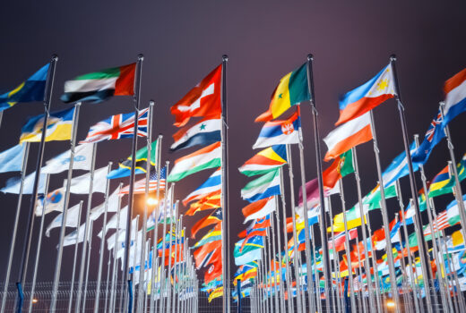 Highlights from the 2016 AmLaw Global 100 Charts