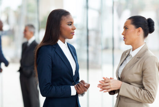 Female Lawyers Are Making Gains in Big Law, Report Finds